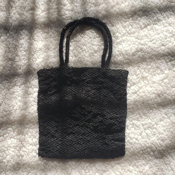 Vintage Handbags - Beaded Purse